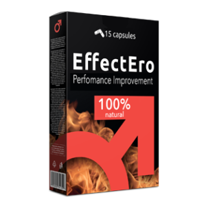 EffectEro kapszulák - összetevők, vélemények, fórum, ár, hol kapható, gyártó - Magyarország