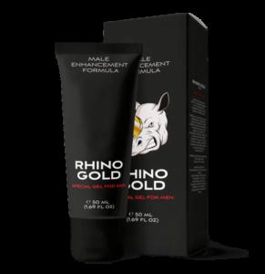Rhino Gold gél - összetevők, vélemények, fórum, ár, hol kapható, gyártó - Magyarország